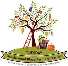 The Bend tuesday market at 3pm Brookswood Plaza Farmers Market
