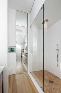 floor to ceiling mirror shower wall storage beautiful floor glass contemporary bathroom of Terrific Floor to Ceiling Mirror Ideas to be Inspired by