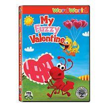 Word World: My Fuzzy Valentine DVD