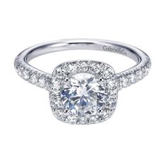 Gabriel and Co available at Libutti Diamond Jewelers 631 427 0126 Style ER6872W44JJ