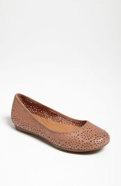 "Indigo ""Plush Bea"" flat- wait for sale at Nordstrom's!"