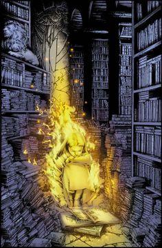 Jay Anacleto. Aria, The Uses of Enchantment #3.