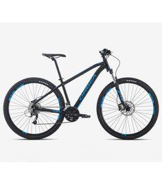 """551,00€ · Bicicleta Orbea Mx 30 2016 · Orbea mx y sus ruedas de 27, 5"""" o 29"""". su modelo mx 40 cuenta con un cuadro de aluminio y transmisión shimano con 3 platos y 7 piñones. Disponibles tallas M y L y colores negro/azul y naranja/negro. Precio final con 15% de descuento incluido. Envíos a toda españa. Más informacion en nuestra web. · Deportes > Ciclismo > Bicicletas > Bicicletas de montaña"""