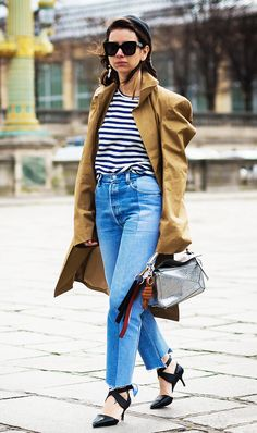 The Specific Shoe Styles That Will Make Your Legs Look Amazing via @WhoWhatWear