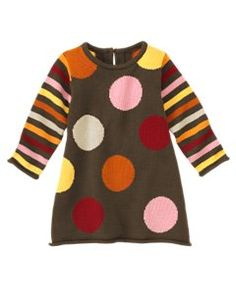 Fall consignment sale scores! - Gymboree sweater dress