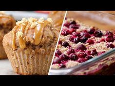 What's For Breakfast: Oats - YouTube Delicious Breakfast Recipes, Brunch Recipes, New Recipes, Yummy Food, Yummy Recipes, Recipies, Tasty, Healthy Smoothies, Healthy Snacks