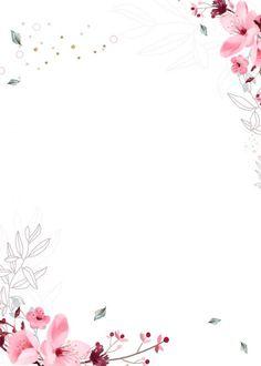 1 million+ Stunning Free Images to Use Anywhere Framed Wallpaper, Flower Background Wallpaper, Flower Phone Wallpaper, Pink Wallpaper Iphone, Flower Backgrounds, Wallpaper Backgrounds, Wallpapers, Page Borders Design, Border Design
