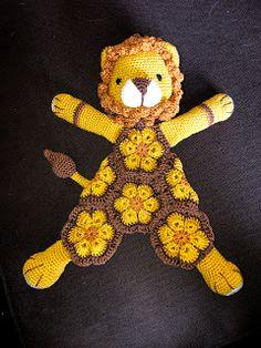 Crochet Security Blanket, Crochet Lovey, Crochet Baby Toys, Crochet Afgans, Baby Girl Crochet, Newborn Crochet, Love Crochet, Crochet For Kids, Crochet Animals