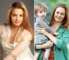 Clueless Cast: Then & Now: Alicia Silverstone