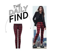 """""""Daily Find: Dex Skinny Jeans"""" by polyvore-editorial ❤ liked on Polyvore featuring mode, Dex en DailyFind"""