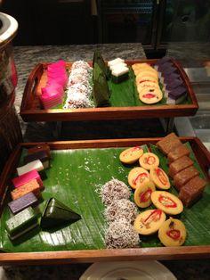 Desserts in Kuala Lumpur, Malaysia