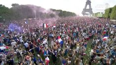 Car Horn, World Cup Russia 2018, News Agency, Dolores Park, France, Country, Mars, Celebration, Flag