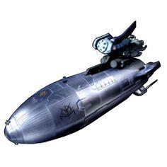 MSM-07Di Ze'Gok (Con trasporto di Container per armi Tipo B) - Principato di Zeon e 604 Technical Evaluation Unit (OVA: Mobile Suit Gundam MS IGLOO: Apocalypse 0079.)