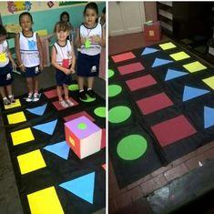 Super Dice Games For Kindergarten To Get Ideas Kindergarten Games, Classroom Activities, Preschool Crafts, Learning Activities, Preschool Activities, Crafts For Kids, Gross Motor Activities, Gross Motor Skills, Toddler Activities