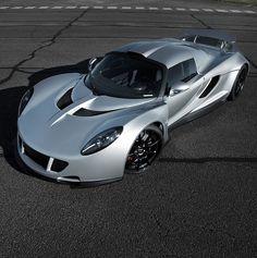 2015 Hennessey Venom GT - Worlds Fastest Car