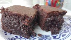 Klasické čokoládové brownies - recept | Varecha.sk Food And Drink, Desserts, Basket, Tailgate Desserts, Deserts, Postres, Dessert, Plated Desserts