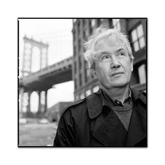 Frank McCourt by Mary Ellen Mark, 1997.