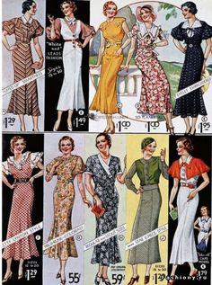 Мода в 20-30-е годы / прически в стиле чикаго