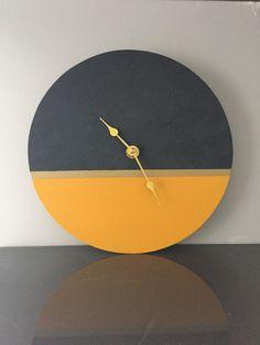 Silver Wall Clock, Wall Clock Wooden, Led Wall Clock, Diy Clock, Wood Clocks, Clock Decor, Handmade Wall Clocks, Unique Wall Clocks, Wall Watch