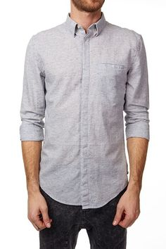 Solid Button Down Shirts | Free Shipping!