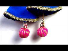 Beautiful designer Latkans | Tassels DIY - YouTube