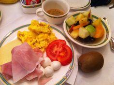 petit déjeuner Paléo voyage