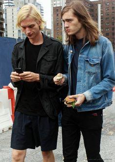 Paul Boche and Marcel Castenmiller.