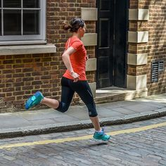 We've been waiting all week for this. It's time to leave the stress behind and go for a run. #running #ownyourmarks #Tribesports