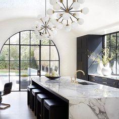 Top Three Kitchen Trends of 2018 Modern Kitchen Design Kitchen Top Trends Home Decor Kitchen, Interior Design Kitchen, Interior Decorating, Modern Home Interior Design, Space Kitchen, Interior Livingroom, Room Interior, Decorating Tips, Deco Design