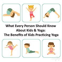What Every Person Should Know About Kids & Yoga: The Benefits of Kids Practicing Yoga ==>