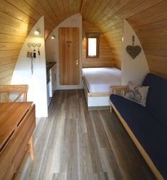 Luxury Mega Pods In Norfolk | Deer's Glade
