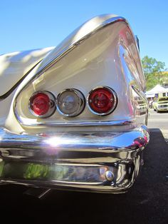 1958 Chevrolet Impala..Re-pin...Brought to you by #CarInsurance at #HouseofInsurance in Eugene, Oregon