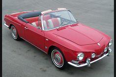 1963 Carmen Ghia T34