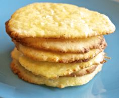 Salty biscuits, glutenfree, lactosefree and low FODMAP