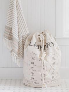 Laundry Bag | Shop at www.laineandlayne.com