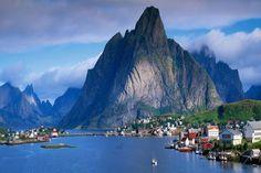 Gudvange, Norway