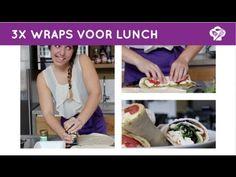 Foodgloss: 3x wraps voor lunch - beautygloss.nl
