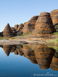 Photo about Bungle Bungles at Purnululu National Park, Western Australia. Image of pool, australia, purnululu - 14446603 Australia Travel, Western Australia, Queensland Australia, Perth, Places To Travel, Places To See, Australian Holidays, Australia Landscape, Australian Continent