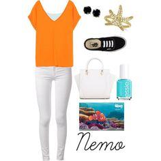 Nemo by akb4572 on Polyvore featuring polyvore, fashion, style, Zara, Dorothy Perkins, rag & bone, Vans, Allurez, B. Brilliant and Essie
