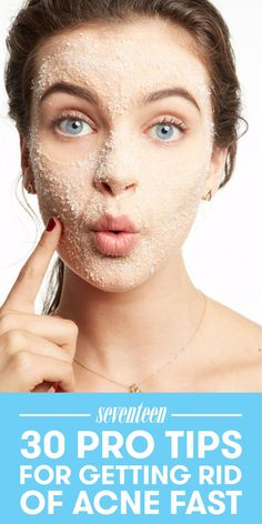 Your Clear Skin Countdown: 30 Pro Tips for Getting Rid of Acne Fast