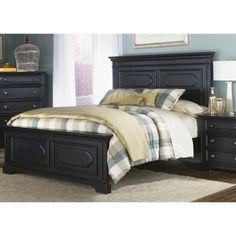 Liberty Black Estate Bed Set