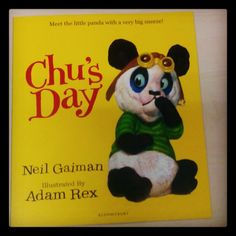 Neil Gaiman's Chu's Day is available in stores now!