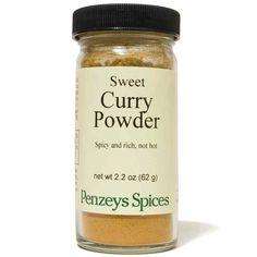 Penzeys Sweet Curry Powder