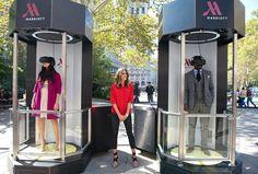 Virtuelle Weltreise: Im Teleporter um die Welt
