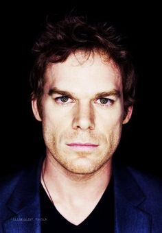 Gorgeous, smart and probably one of the best actors of our generation. <3 Michael C. Hall.