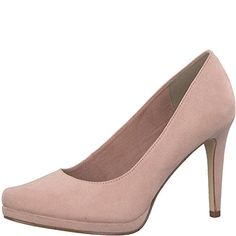 323c90c0525 OCHENTA Women s Closed Round Toe Low Kitten Heel Slip On Dress Pump ...