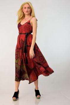 Φόρεμα boho | POTRE Boho, High Low, Summer Dresses, Collection, Fashion, Moda, Summer Sundresses, Fashion Styles, Bohemian