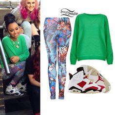 Leigh-Anne Pinnock Fashion | Steal Her Style