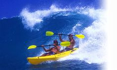 should I bring my kayak to Kailua next time?!