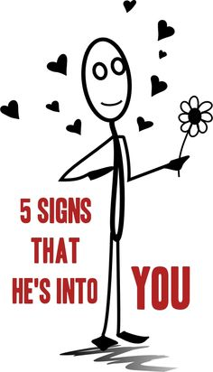 Signs hes hiding his feelings for you